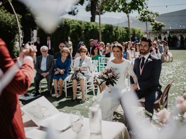 La boda de René y Estefanía en Granada, Granada 33