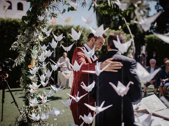 La boda de René y Estefanía en Granada, Granada 37