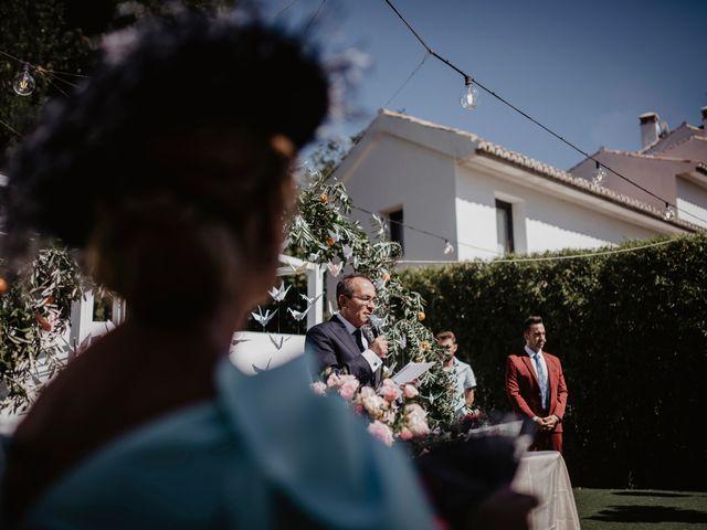 La boda de René y Estefanía en Granada, Granada 38