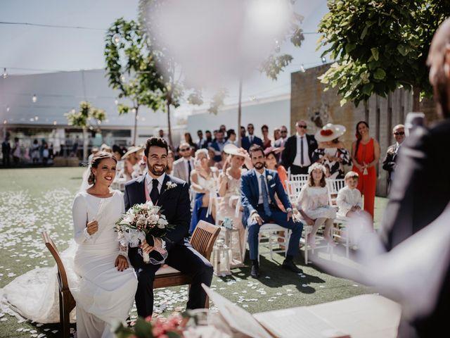 La boda de René y Estefanía en Granada, Granada 39