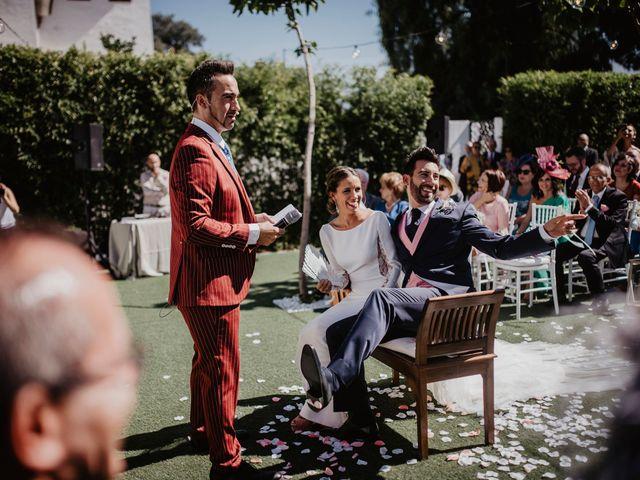 La boda de René y Estefanía en Granada, Granada 40