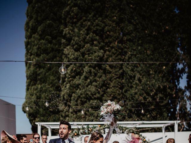 La boda de René y Estefanía en Granada, Granada 41