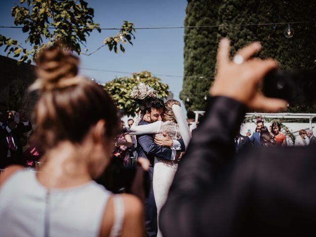 La boda de René y Estefanía en Granada, Granada 43