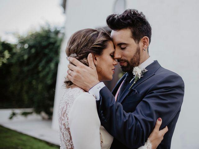 La boda de Estefanía y René