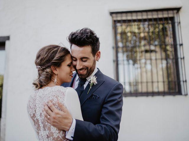 La boda de René y Estefanía en Granada, Granada 48