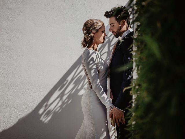 La boda de René y Estefanía en Granada, Granada 49
