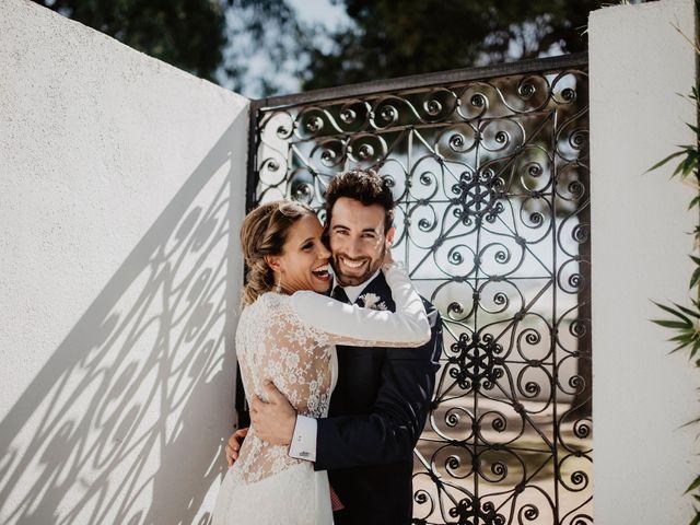 La boda de René y Estefanía en Granada, Granada 50