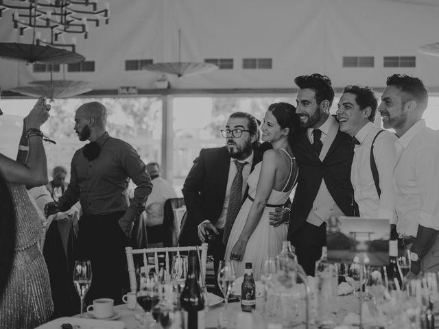 La boda de René y Estefanía en Granada, Granada 55