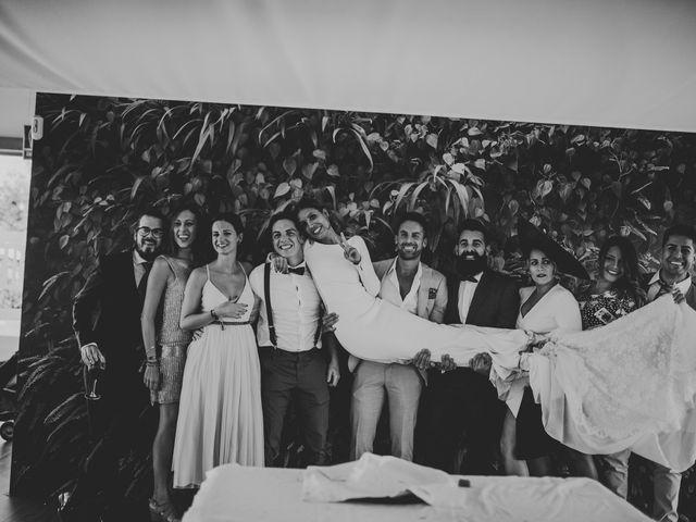 La boda de René y Estefanía en Granada, Granada 57