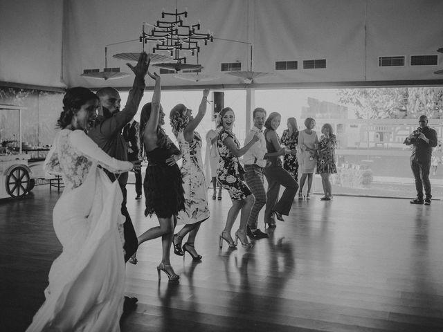 La boda de René y Estefanía en Granada, Granada 69