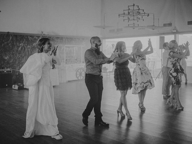 La boda de René y Estefanía en Granada, Granada 72