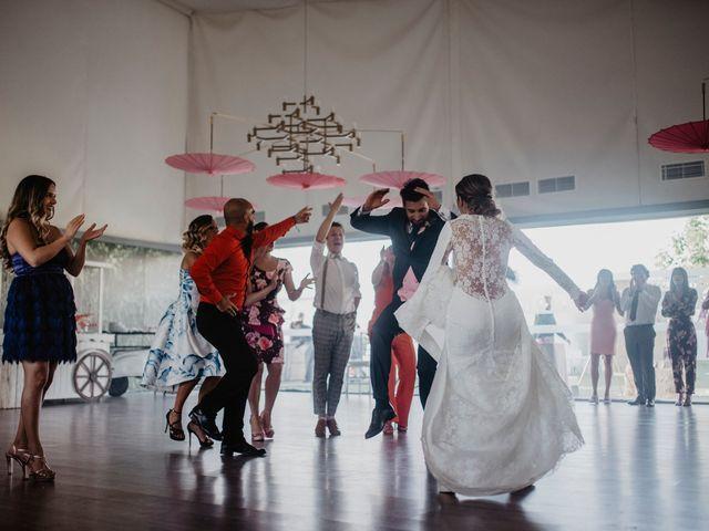 La boda de René y Estefanía en Granada, Granada 74