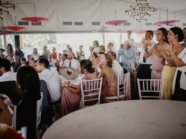 La boda de René y Estefanía en Granada, Granada 75