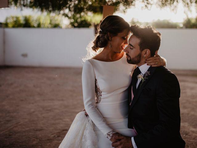 La boda de René y Estefanía en Granada, Granada 77