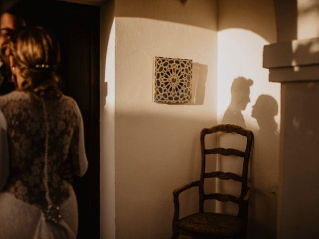 La boda de René y Estefanía en Granada, Granada 79