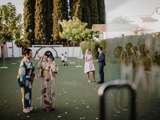 La boda de René y Estefanía en Granada, Granada 80