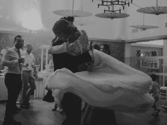 La boda de René y Estefanía en Granada, Granada 96