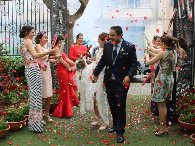 La boda de Julia y Jose Manuel en Benicarló, Castellón 1