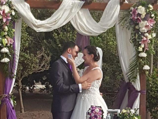 La boda de Ayoze y Dunia en Los Olivos, Las Palmas 4