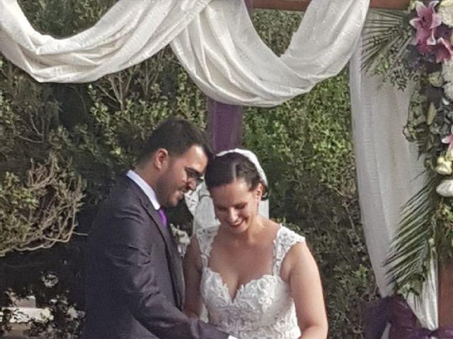 La boda de Ayoze y Dunia en Los Olivos, Las Palmas 5