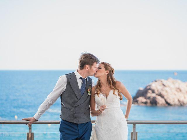 La boda de Agus y Michal en Tossa De Mar, Girona 33