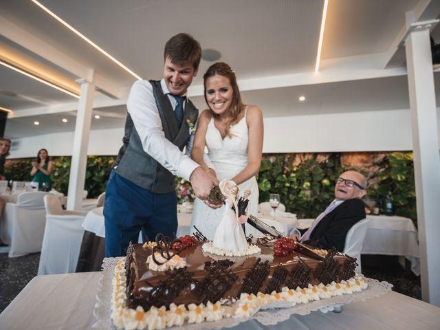 La boda de Agus y Michal en Tossa De Mar, Girona 40