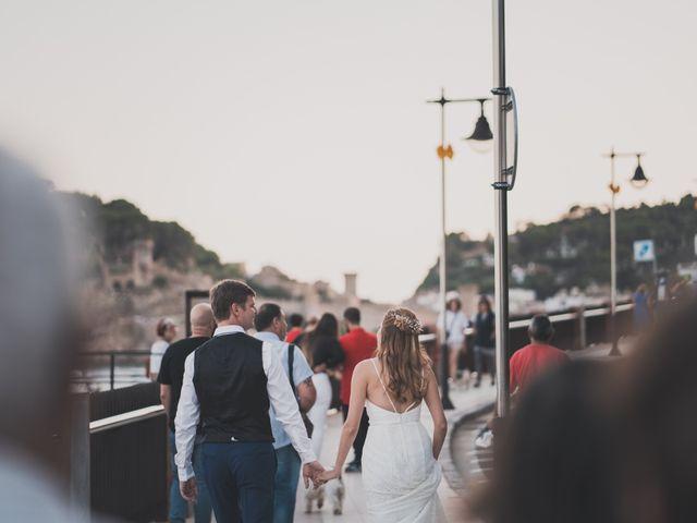 La boda de Agus y Michal en Tossa De Mar, Girona 47