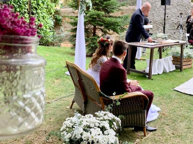 La boda de Alaine y Júnior