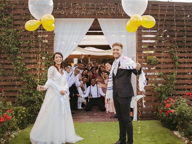 La boda de Filipe  y Isabella  en Sonseca, Toledo 5