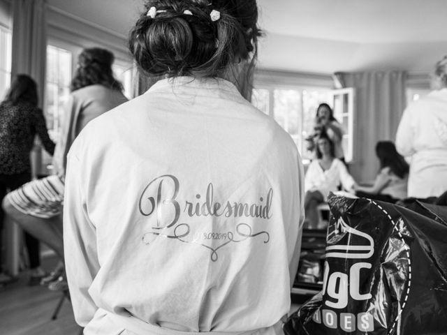 La boda de Mike y Andrea en Las Arenas, Vizcaya 11
