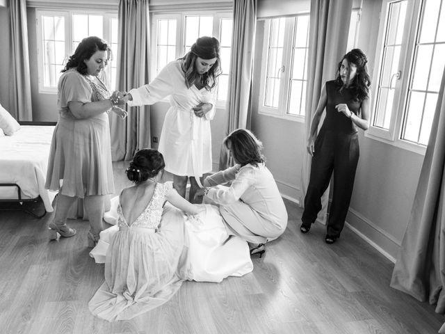 La boda de Mike y Andrea en Las Arenas, Vizcaya 24