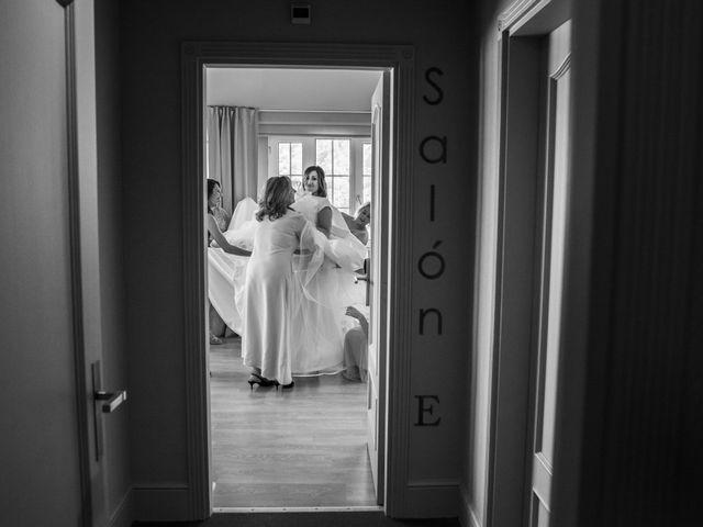 La boda de Mike y Andrea en Las Arenas, Vizcaya 26