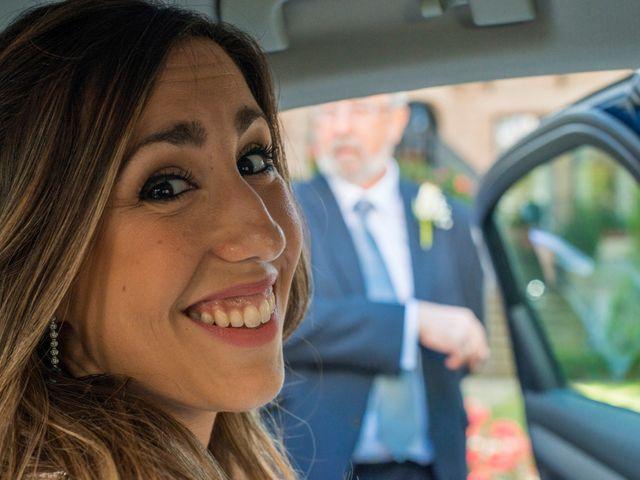La boda de Mike y Andrea en Las Arenas, Vizcaya 31