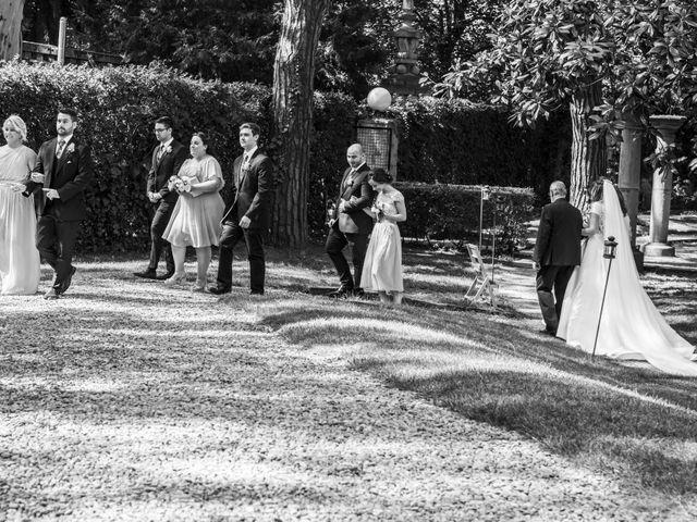 La boda de Mike y Andrea en Las Arenas, Vizcaya 34
