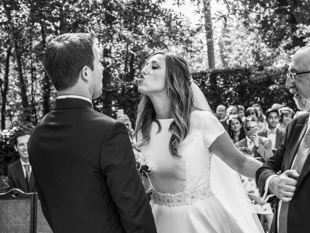 La boda de Mike y Andrea en Las Arenas, Vizcaya 36