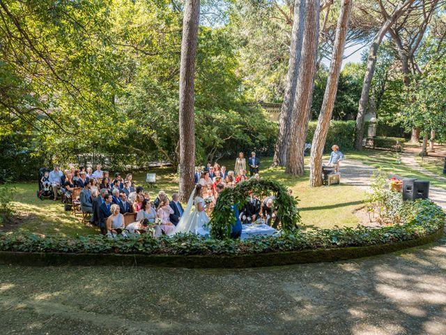 La boda de Mike y Andrea en Las Arenas, Vizcaya 37