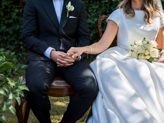 La boda de Mike y Andrea en Las Arenas, Vizcaya 38