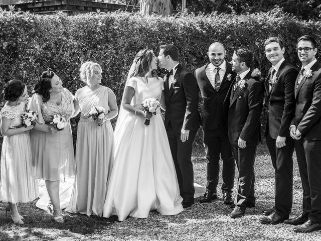 La boda de Mike y Andrea en Las Arenas, Vizcaya 43