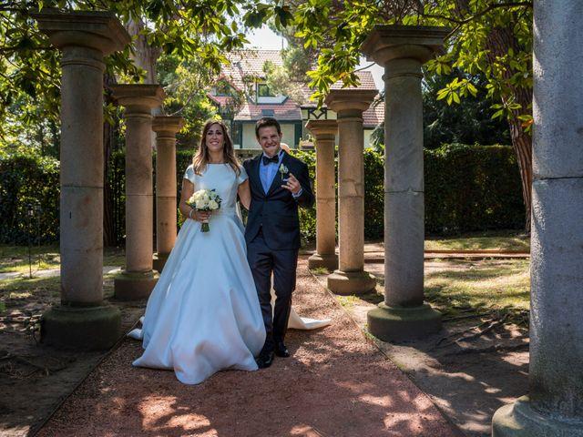 La boda de Mike y Andrea en Las Arenas, Vizcaya 44