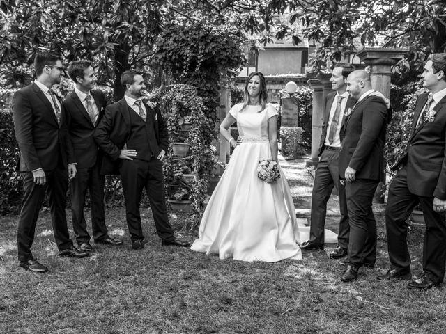 La boda de Mike y Andrea en Las Arenas, Vizcaya 46