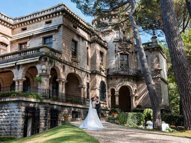 La boda de Mike y Andrea en Las Arenas, Vizcaya 48
