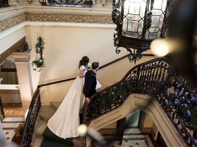 La boda de Mike y Andrea en Las Arenas, Vizcaya 50