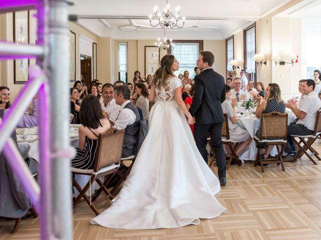 La boda de Mike y Andrea en Las Arenas, Vizcaya 51