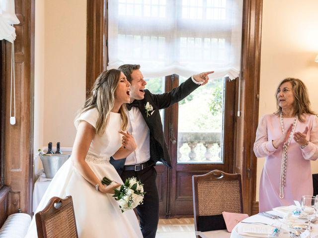 La boda de Mike y Andrea en Las Arenas, Vizcaya 52