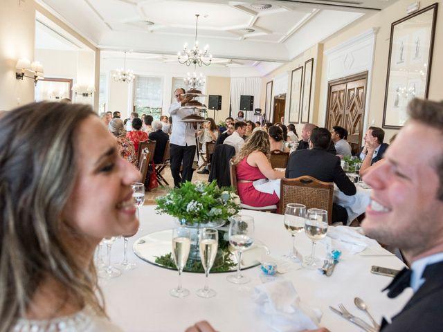 La boda de Mike y Andrea en Las Arenas, Vizcaya 53