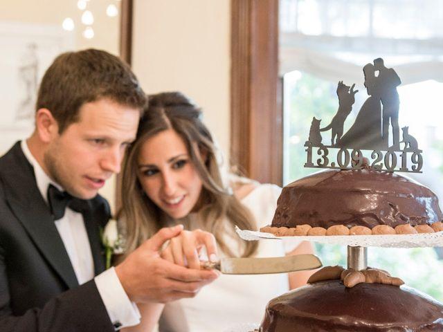 La boda de Mike y Andrea en Las Arenas, Vizcaya 54