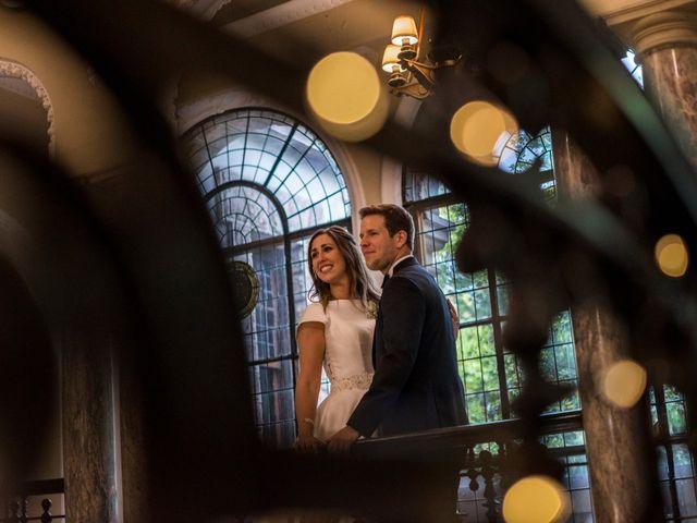 La boda de Mike y Andrea en Las Arenas, Vizcaya 56