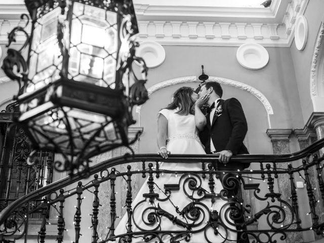 La boda de Mike y Andrea en Las Arenas, Vizcaya 57