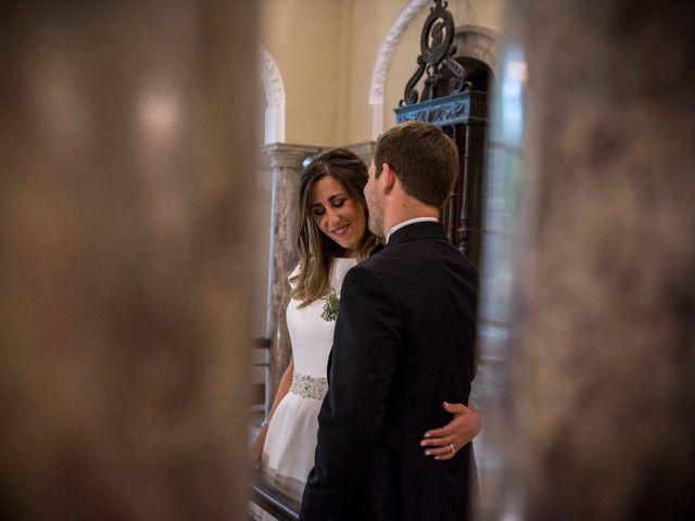 La boda de Mike y Andrea en Las Arenas, Vizcaya 58