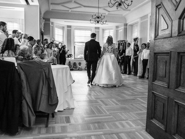 La boda de Mike y Andrea en Las Arenas, Vizcaya 59